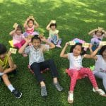 Holiday Camp Learning Chinese Outdoor Fun