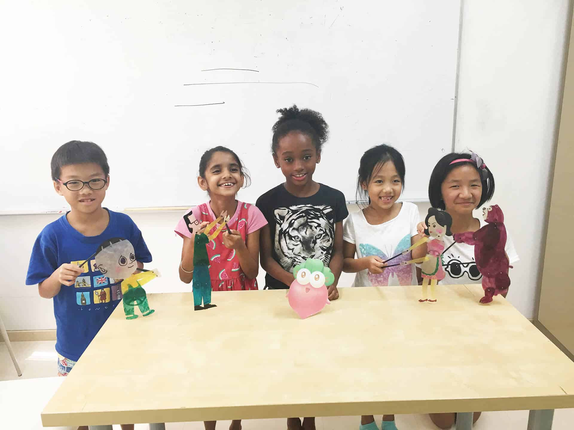 Learn Chinese Holiday Camp Art & Craft